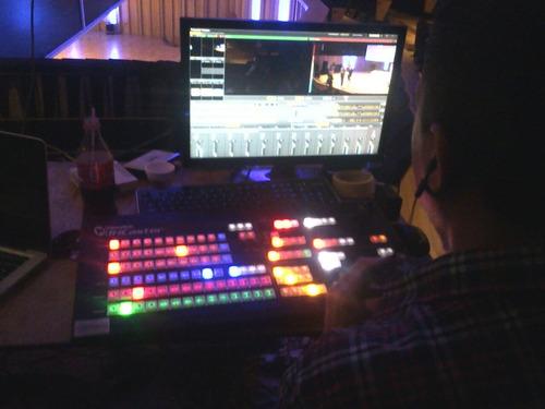 producciones de video - sony nx5 - drone phantom 4