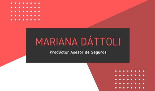 productor asesor de seguros