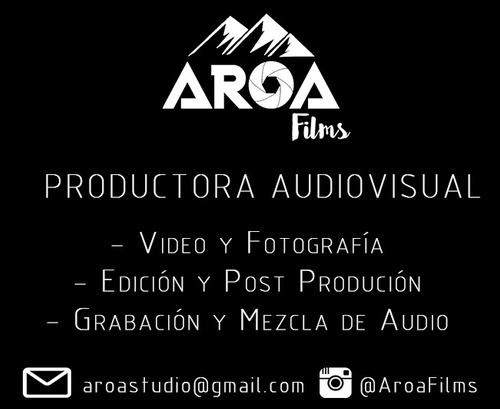 productora audiovisual fotografía y video