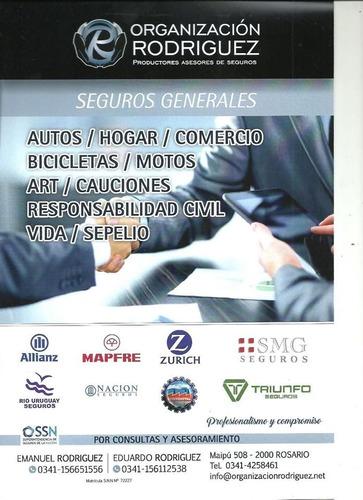 productores asesores de seguros organización rodrìguez