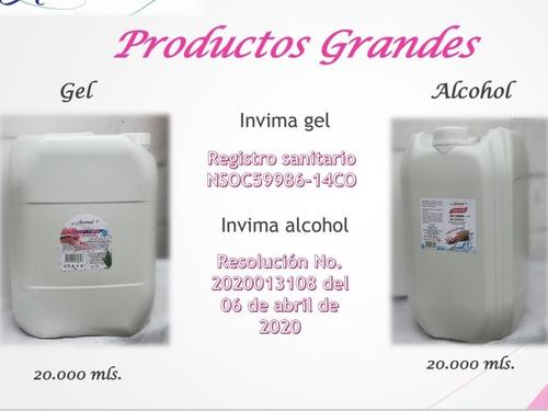 productos antibacteriales