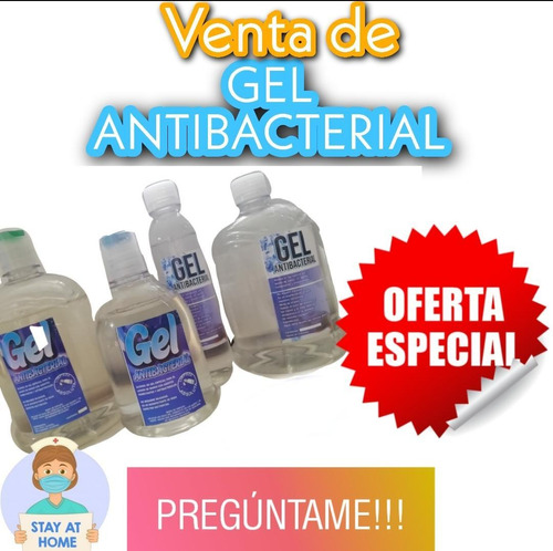 productos antibalteriales  gel ,alcohol,tapabocas .
