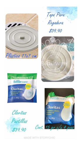 productos betterware