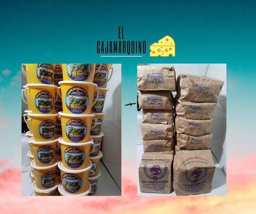 productos cajamarquinos