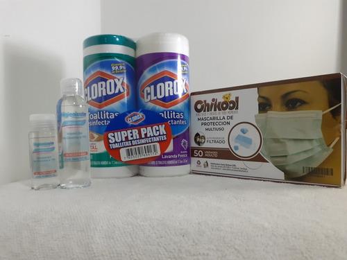 productos de higiene y limpieza