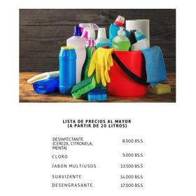 Productos De Limpieza Al Mayor