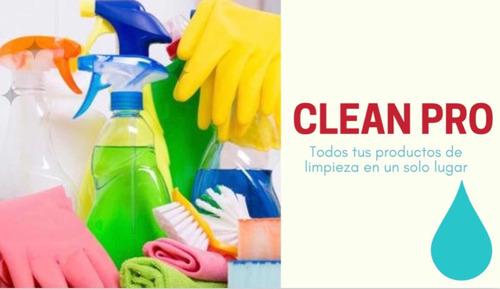 productos de limpieza al mayor y detal