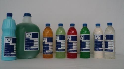 productos de limpieza para el hogar.