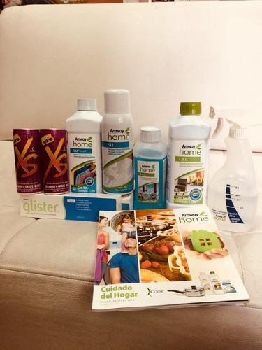 productos de limpieza & pasta de dientes amway  crema dental