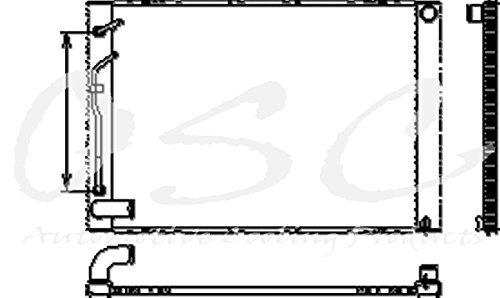 productos de refrigeración osc 2681 nuevo radiador