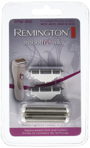 productos de remington láminas y cuchillas