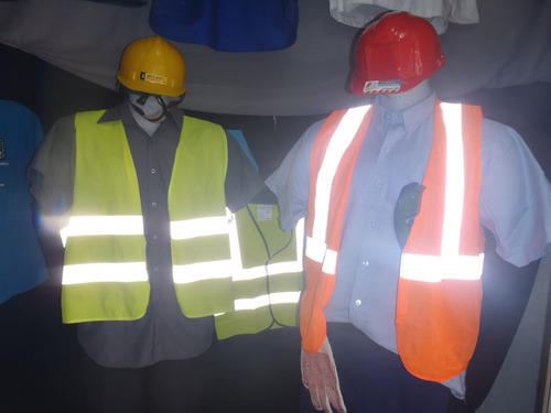 productos de seguridad industrial, uniformes, cascos