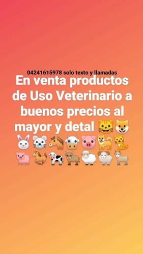productos de uso veterinario gran variedad.