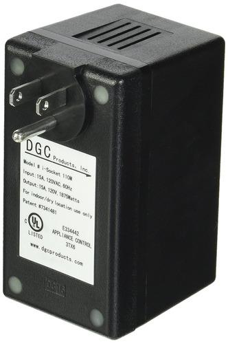 productos dgc i-socket inteligente autoswitch con puertos pa