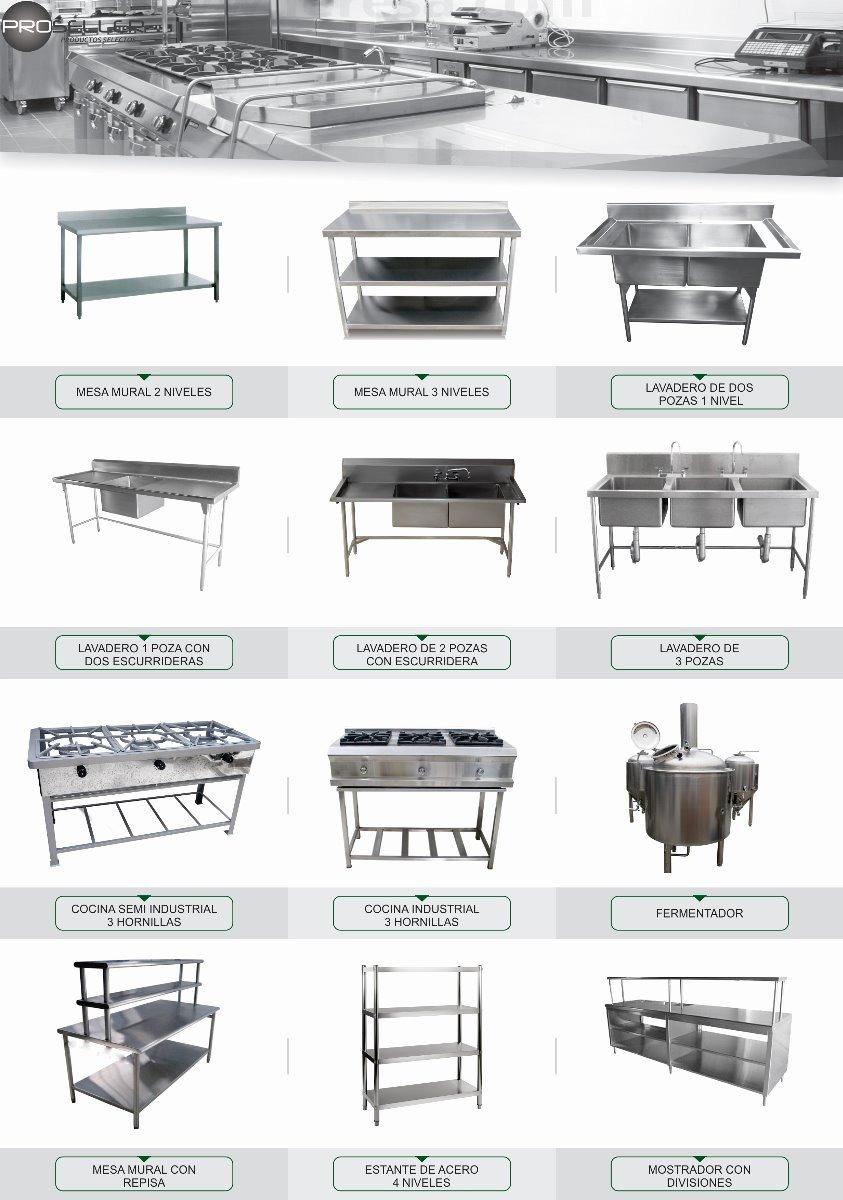 Productos en acero inoxidable ollas y articulos en Articulos de cocina de acero inoxidable