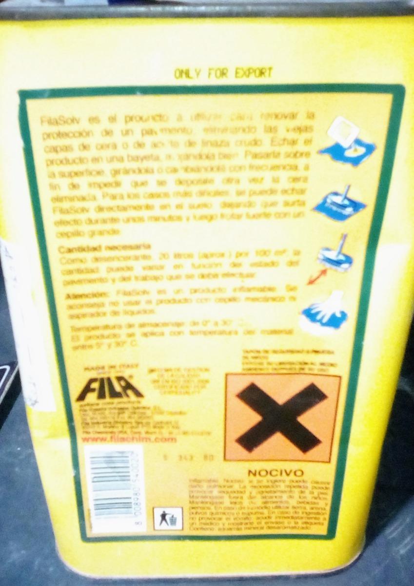 ca4c6d78d151a Productos Fila Detergente- Descapante Distinto Tamaño - Bs. 20.000 ...