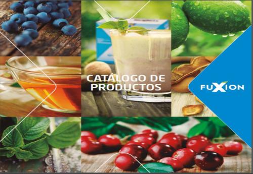 productos fuxion: bebidas saludables, naturales y peruanos