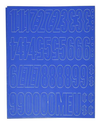 productos gráficos adhesivo permanente vinilo letras y núm