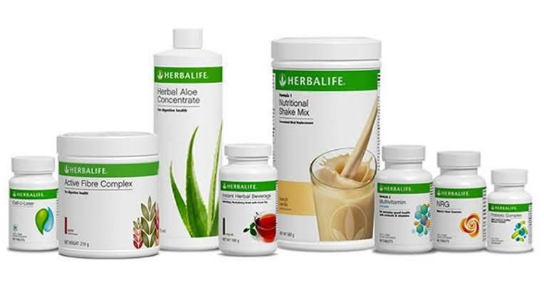 Productos Herbalife Paquete Com 3 190 00 En Mercado Libre
