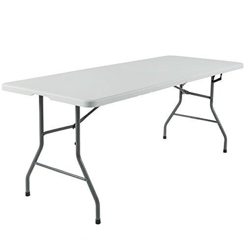 productos mejor elección 3pc portable 6'mesa plegable y el