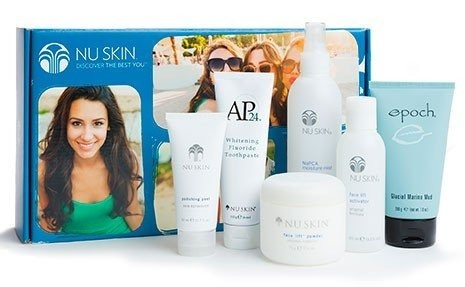 a158240bd0 Productos Nu Skin - Beauty Box Facial - Kit 6 Productos - $ 93.200 ...