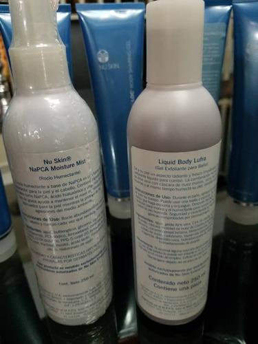 productos nuskin