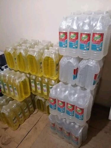 productos para el higiene personal y el higiene de el hogar