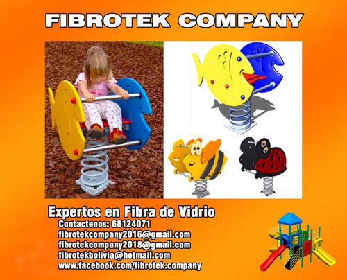 productos realizados en fibra de vidrio (fibrotek company)