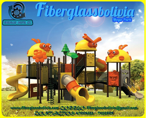 productos resistentes en fibra de vidrio
