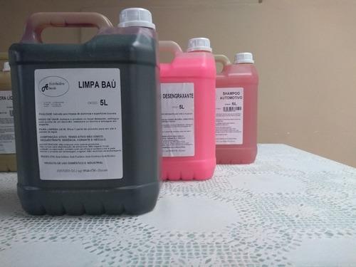 produtos de limpeza pesada e industrial