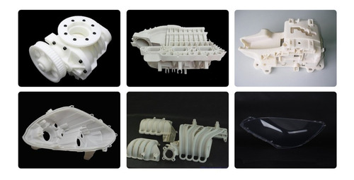 produtos e serviços impressos em 3d
