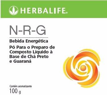 produtos herbalife nrg 60