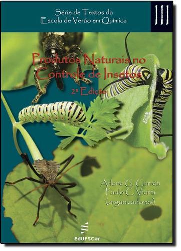 produtos naturais no controle de insetos