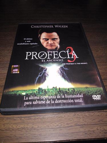 profecia 3 : el ascenso / christopher walken