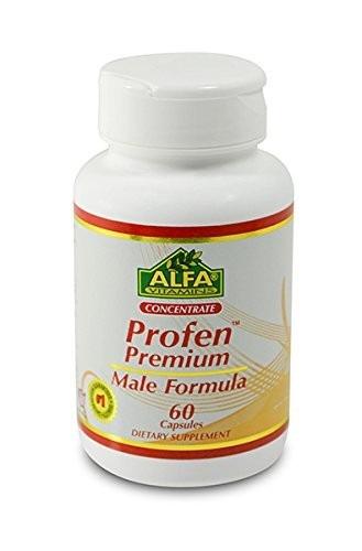 profen premium male formula 60 capsules alfa vitamins