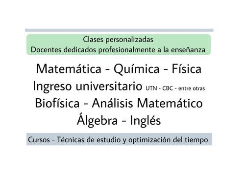 profes online por cuarentena matematica quimica fisica