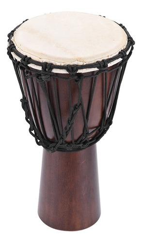 profesional 10in african djembe hand bongo batería percusión