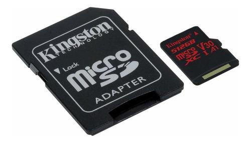 profesional 512 gb kingston microsdxc para alcatel pixi teat