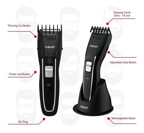 profesional barba trimmer grooming styling kit 6 peine ge