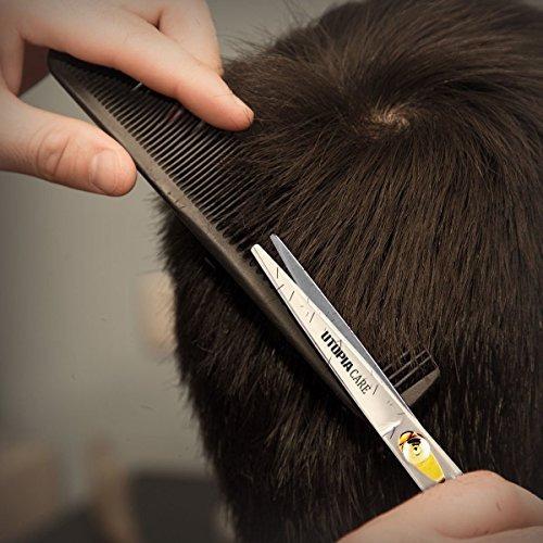 profesional barber salon razor edge tijeras de corte de pelo