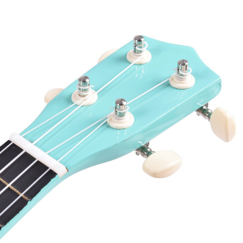 profesional de alta calidad de 21 ukulele acústico de 4
