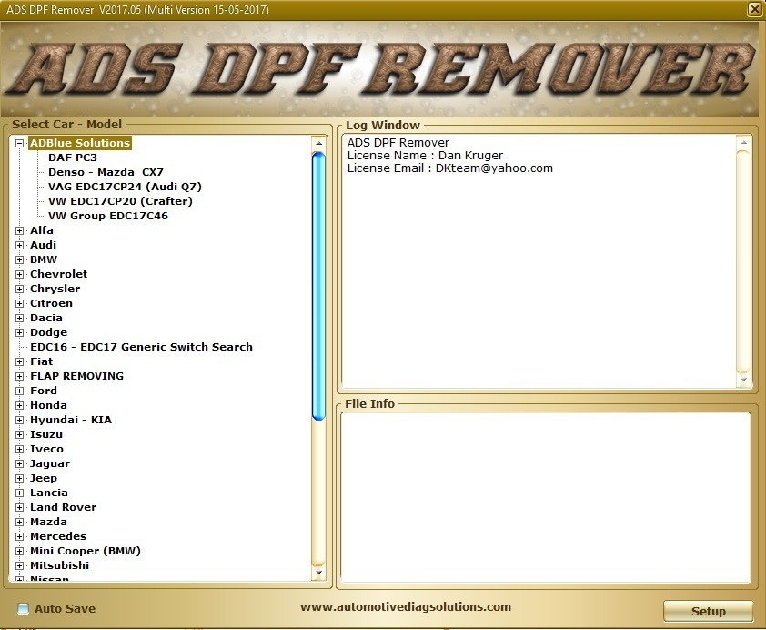 Profesional Dpf Egr Lambda Remover