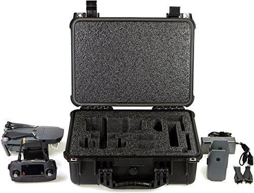 profesional hd carrying case para dji mavic pro drone - tie