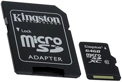 profesional kingston 64 gb acer iconia tab 8 tarjeta micros