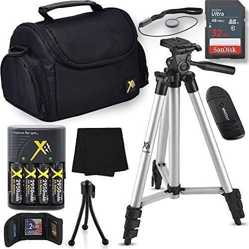 profesional kit de accesorios para nikon coolpix b500, l330,