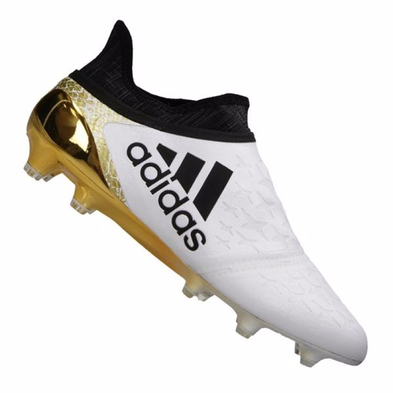 new product a965f 19c73 profesional tacos adidas x 16+ purechaos fg champions gold. Cargando zoom.