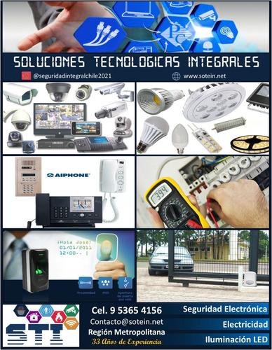 profesionales cctv, control de acceso, citofonos, portones