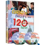 Curso De Ingles En 120 Horas + 3 Cd + 3 Dvd