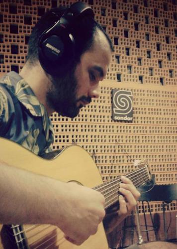 profesor de guitarra - clases : presenciales y virtuales