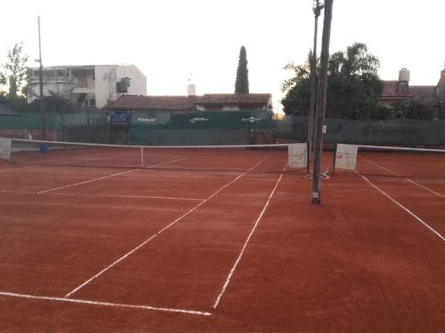 profesor de tenis!! zona norte!!!